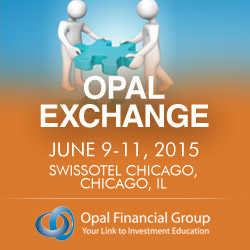 Opal Exchange Conference, Chicago, June 2015