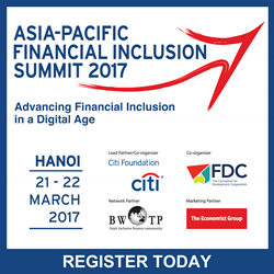 Asia Pacific Financial Inclusion Summit