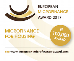 Microfinance for Housing Award