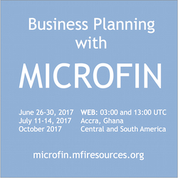 Business Planning with Microfin