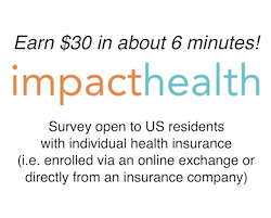 Paid Health Insurance Survey